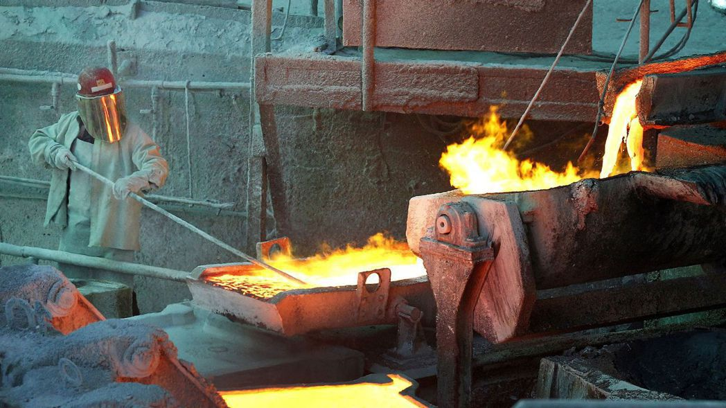 銅價上漲,反映市場看好經濟可望從疫情復原。路透