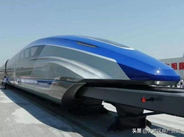 廣東規劃「滬(深)廣高速磁懸浮」通道,建成後,深圳到上海,約2.5小時即可互通。(今日頭條)