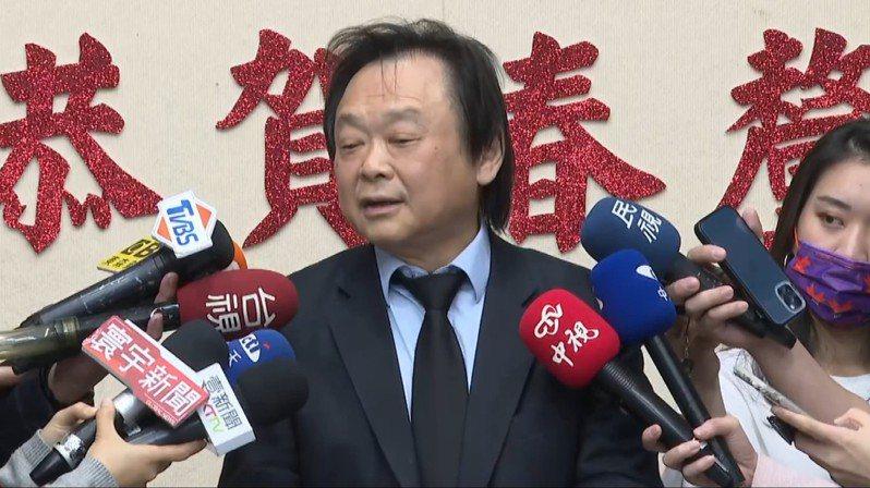 台北市議員王世。聯合報系資料照片/記者顏凱勗攝影