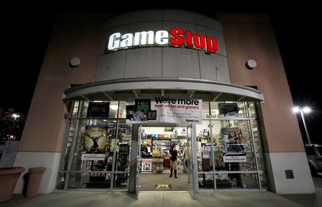 根據美國金融業監管局公布的資料,今年1月號召散戶狂買美國電玩零售商GameSto...
