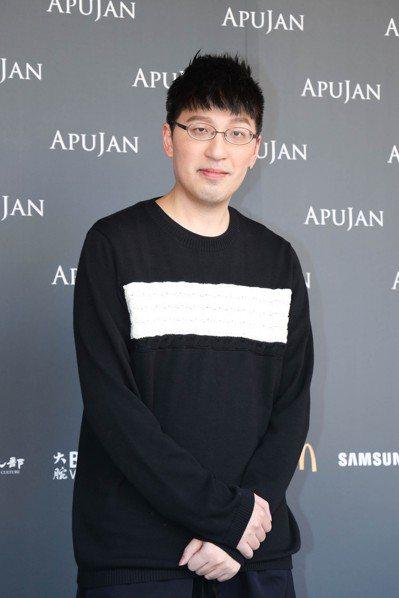 設計師詹朴。記者/吳致碩攝影