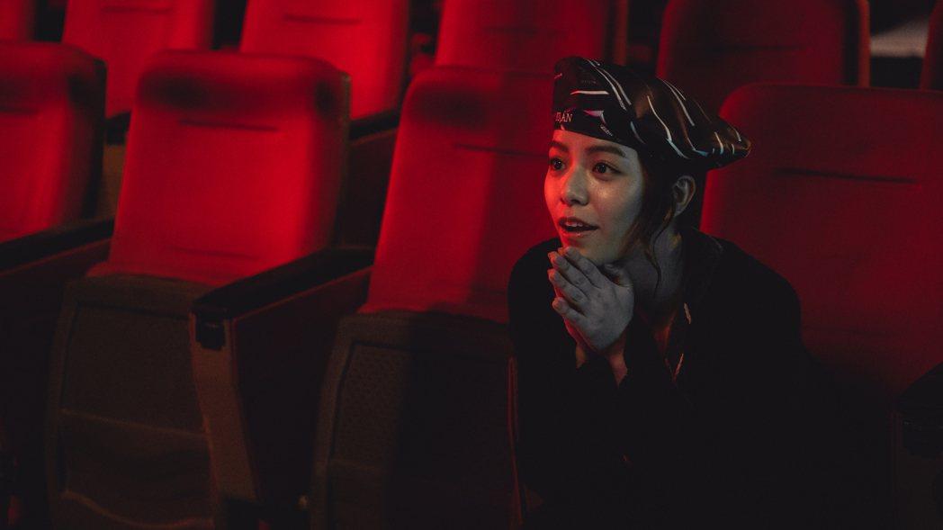 宋芸樺演出的角色很享受活在夢境中。圖/APUJAN提供