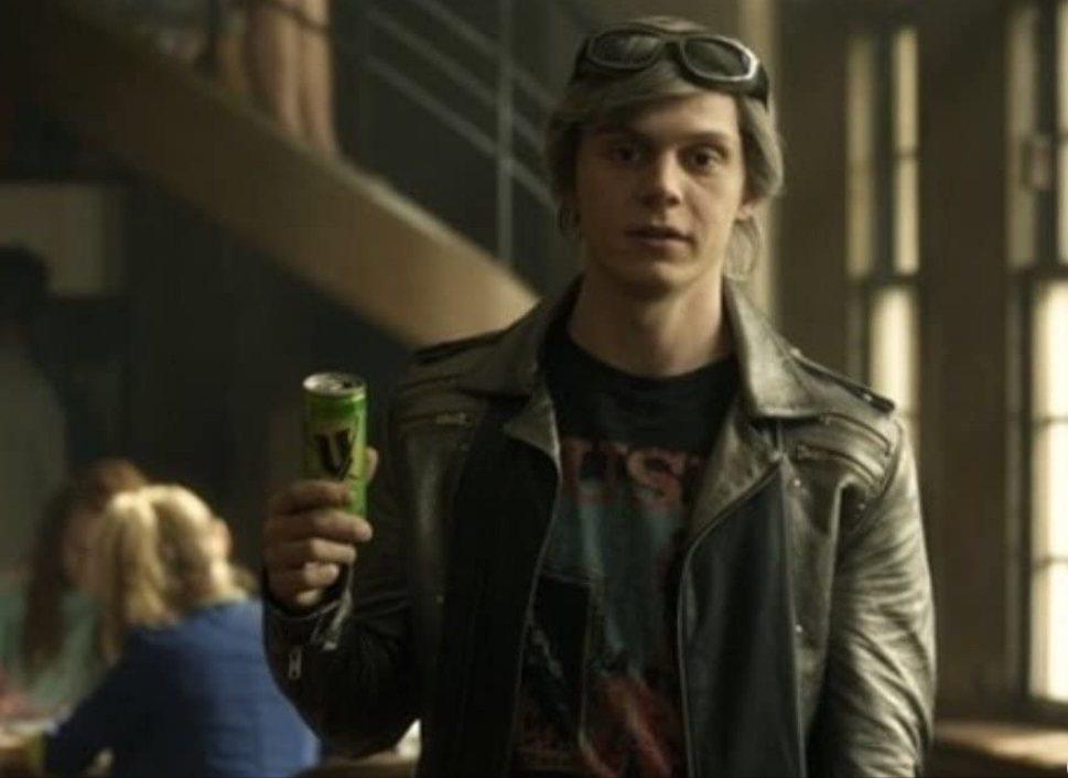 伊凡彼得斯原本是不由漫威拍攝的「X戰警」片集中的「快銀」。圖/摘自imdb