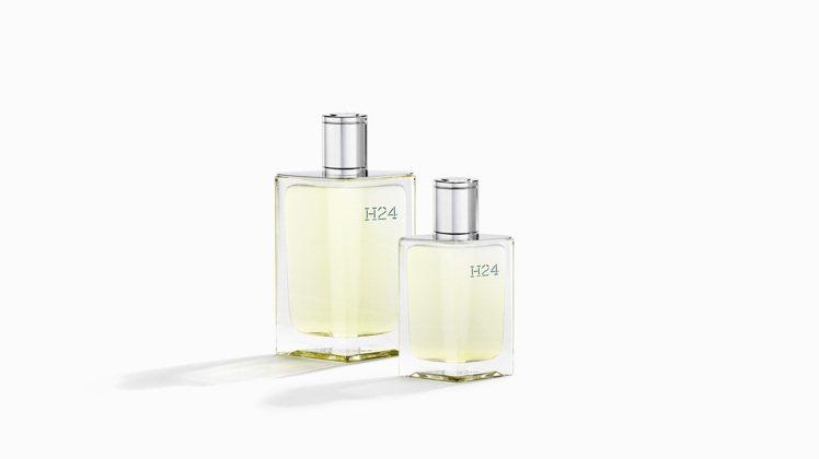 H24淡香水。圖/愛馬仕提供