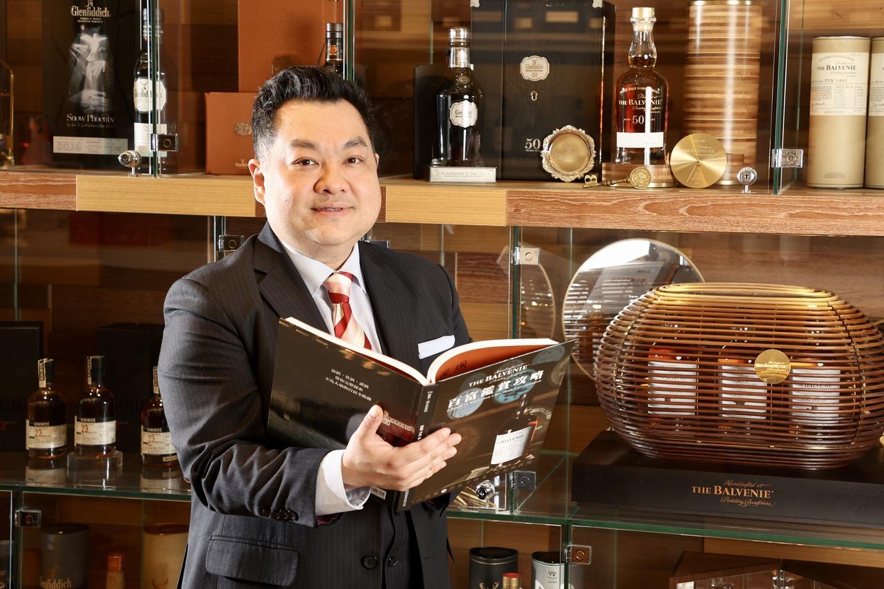 酒研所/在人生轉折處遇上威士忌 百富品牌大使沈宇軒