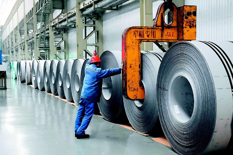 陸調控鋼鐵產能 台廠利多