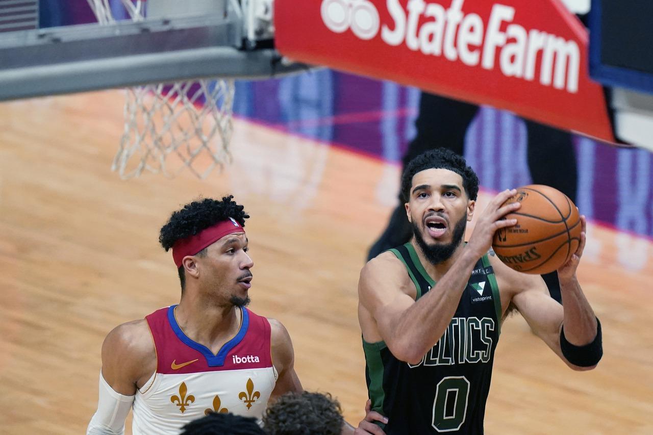 NBA/綠衫軍領先24分仍遭逆轉 泰托姆:必須記取教訓