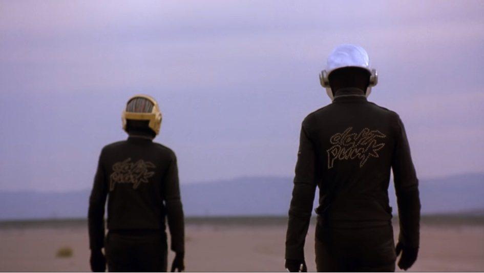 法國傳奇電音團體 Daft Punk 成軍28年宣佈解散。圖/擷自YouTube