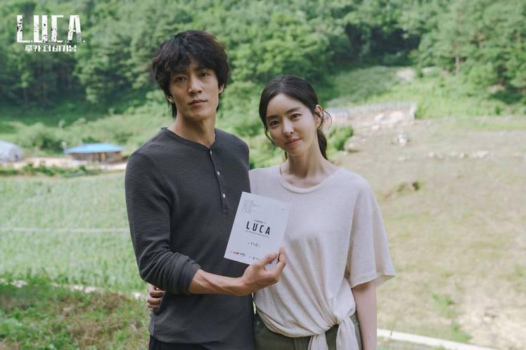 tvN月火劇《L.U.C.A.: 物種起源》由金來沅、李多熙主演。 圖/摘自tv...