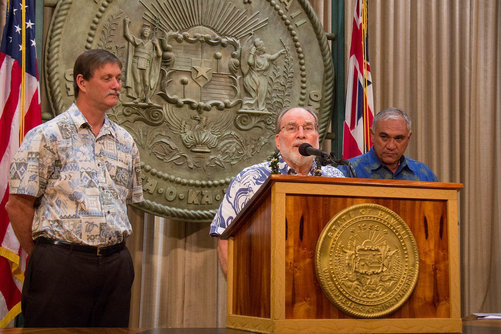 2016年的世界保育大會在夏威夷登場,是首度由美國主辦。 圖/Governor ...