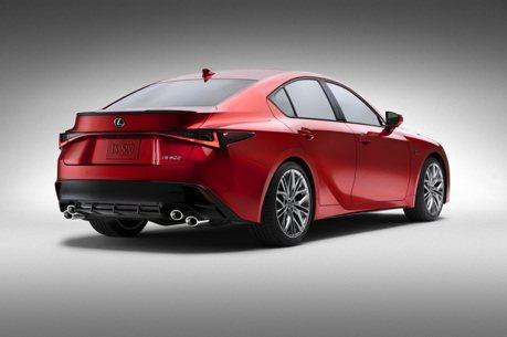 V8末代武士最終絕唱!Lexus IS 500 F SPORT Performance登場