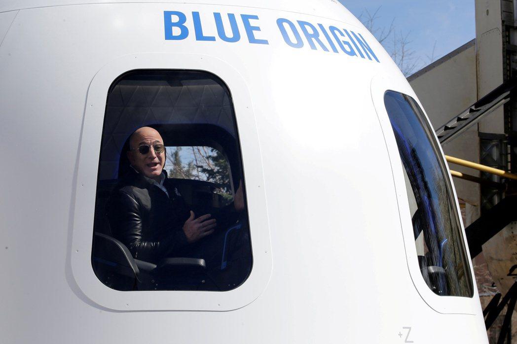SpaceX享有藍色起源難以追趕的優勢,Starlink的數量也非亞馬遜短期內可企及,貝佐斯注定無法逆轉勝了嗎? 圖/路透社