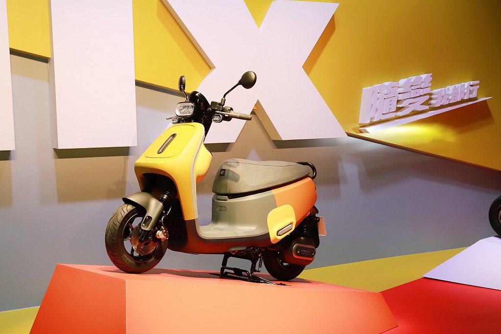 Gogoro VIVA MIX大量運用100%環保可回收PP材質,透過Gogor...