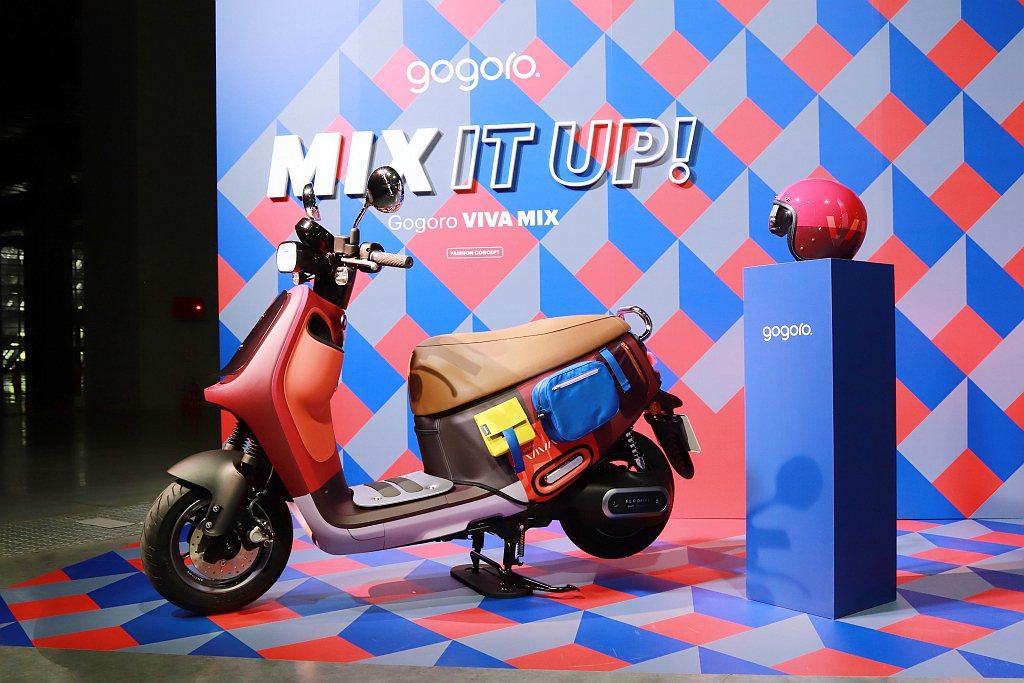 Gogoro VIVA MIX Basic定價為59,980元,Gogoro V...