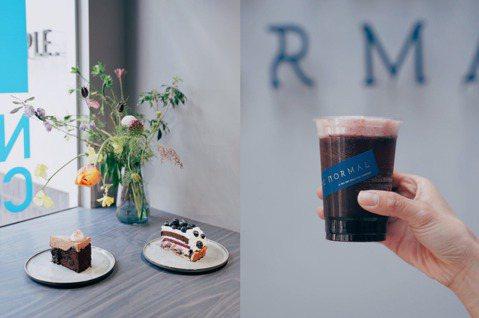 精品咖啡館THE NORMAL攜手甜點品牌Sweet Tooth推出藍莓系限定商...