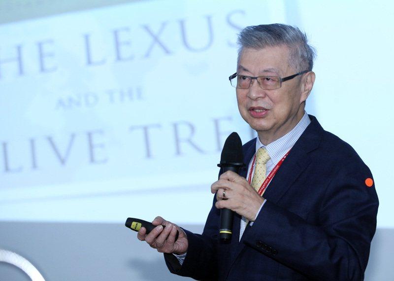 新世代金融基金會董事長陳冲。記者曾吉松攝影/報系資料照