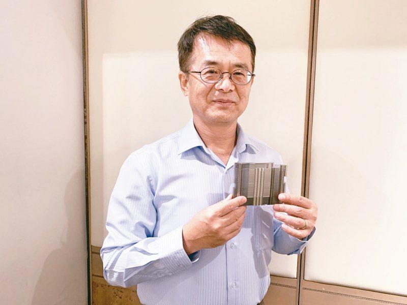 安力-KY董事長許振焜。記者陳昱翔攝影/報系資料照