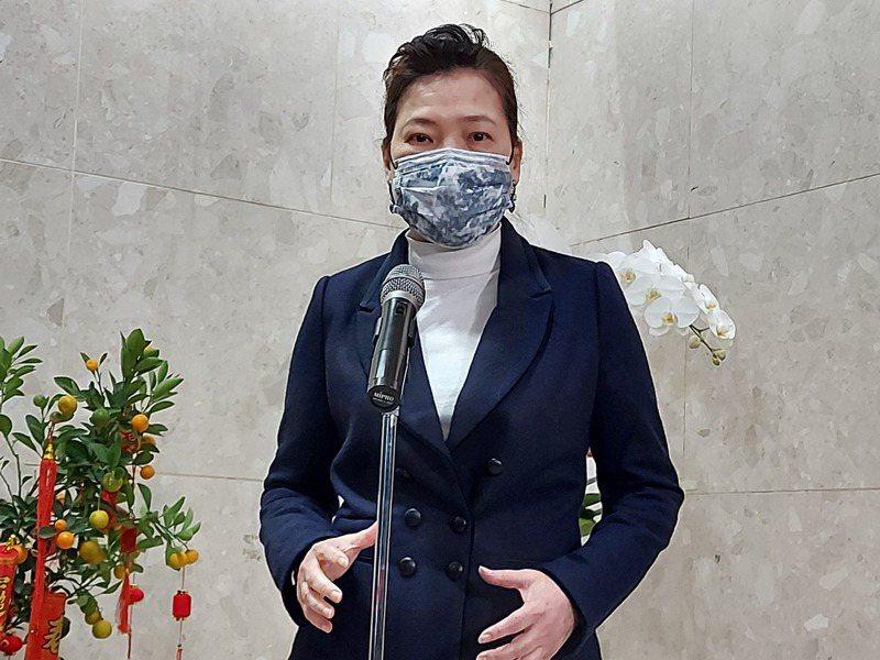 經濟部長王美花。記者黃有容攝影/報系資料照