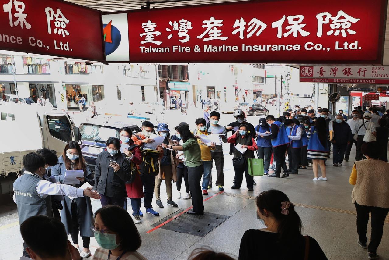 防疫保單熱銷 中華信評:台產資本風險升高