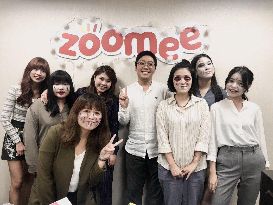 目前Zoomee已有高達15,000名會員,期望成為民眾生活工具以及創作者搖籃。...