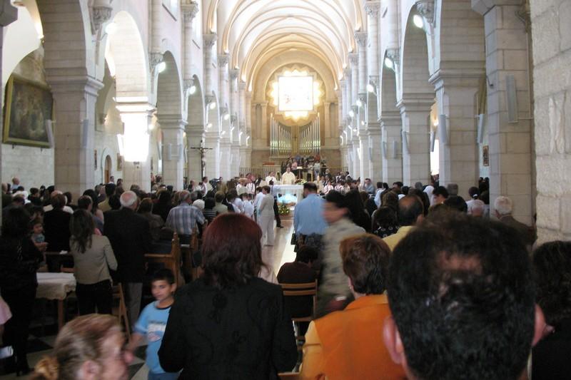 基督徒獲議員保留席次 巴勒斯坦允增7席