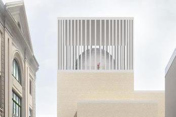 信仰和平共處 德國柏林將設三教中心