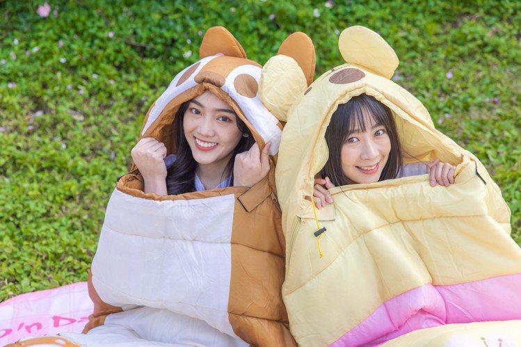 7-ELEVEN「迪士尼櫻花季精品集點」活動推出「限量造型蛹型睡袋」集滿6點加8...