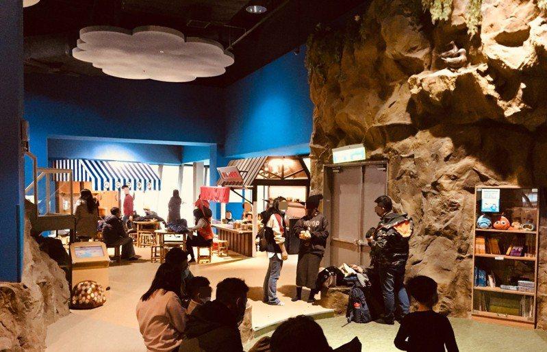 全國首例博物館開辦幼兒園,海科館即起甄選經營法人。圖/海科館提供