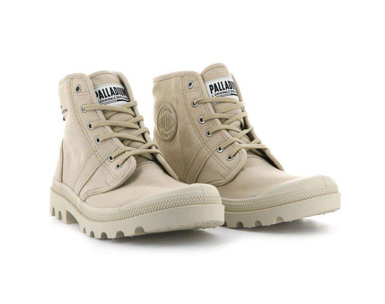 PALLADIUM PALLABROUSSE LEGION系列靴款2,680元。...