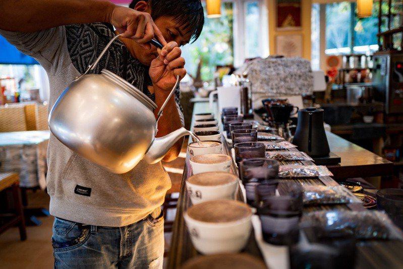 交通部觀光局阿里山國家風景區管理處與嘉義縣咖啡產業發展協會共同舉辦「The Producers-2021阿里山生豆後製全國邀請賽」,即日起開放報名。圖/阿里山管理區提供