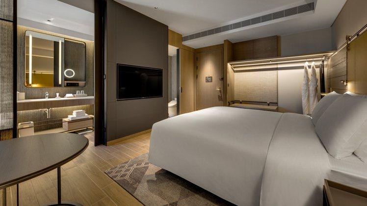台北時代寓所與星巴克聯推專案。圖/台北時代寓所提供