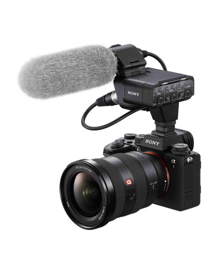 Sony α1專為專業影像創作者設計,為首款提供8K 30p影片錄製功能之α系列...