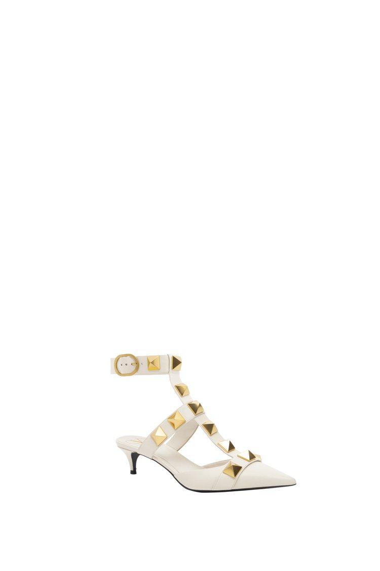 Valentino Garavani Roman Stud鞋,40,200元。圖...