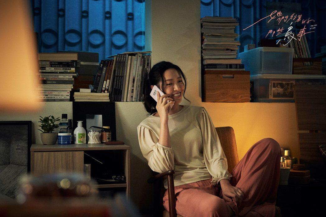 李元元演出「她們創業的那些鳥事」。圖/可米傳媒提供