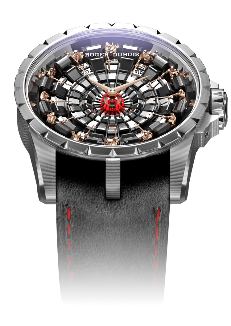 Roger Dubuis,王者系列圓桌騎士腕表(Excalibur Knight...