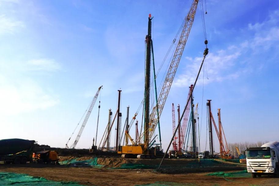 中芯京城一期2024年完工 12吋產能大增