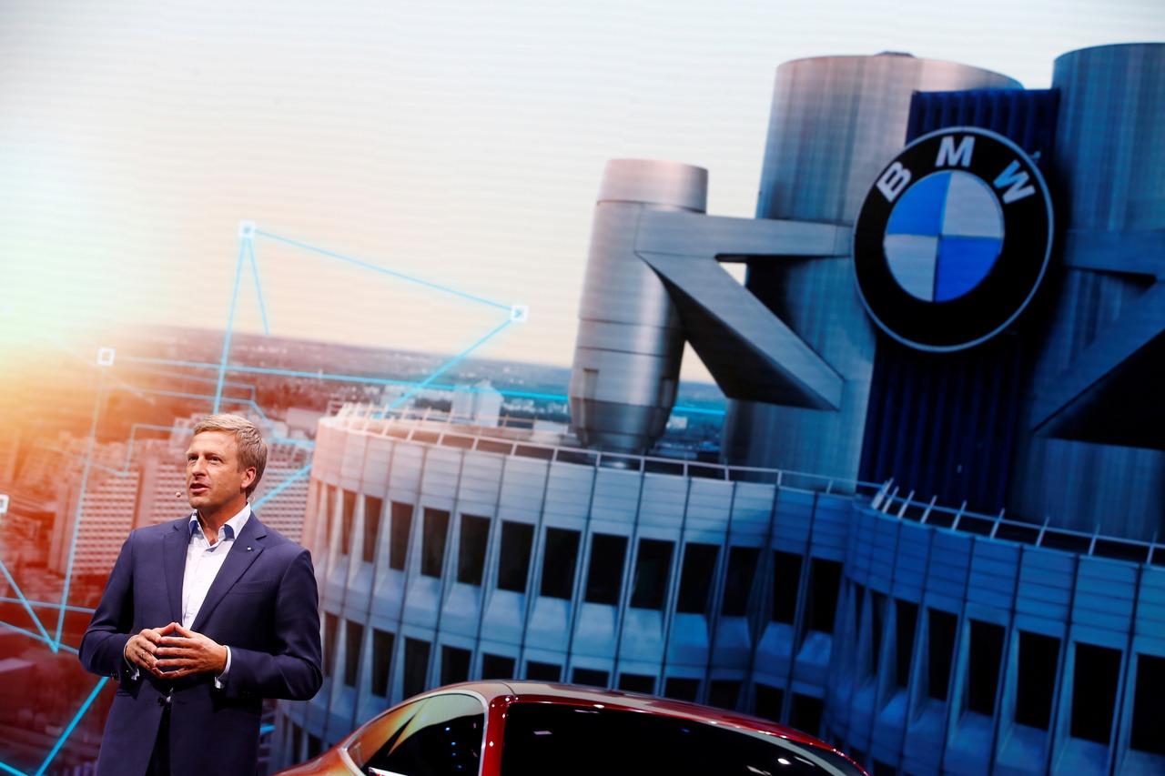 BMW執行長:傳統車廠崛起 特斯拉難獨霸電動車市