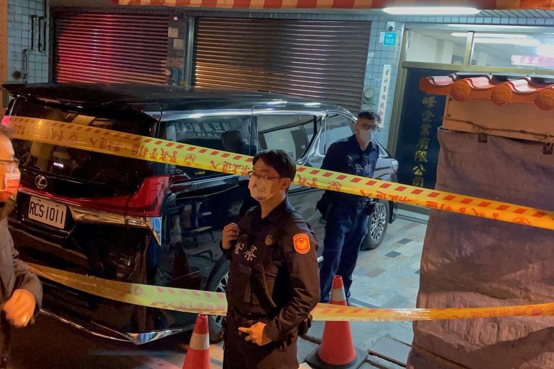 台南安平再傳槍擊主嫌投案 疑與先前重大凶殺案有關