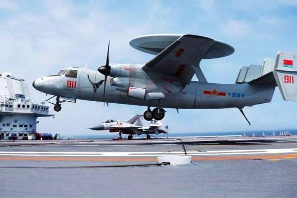 號稱能在遠距探測F-22及F-35 陸空警-600試飛照曝光