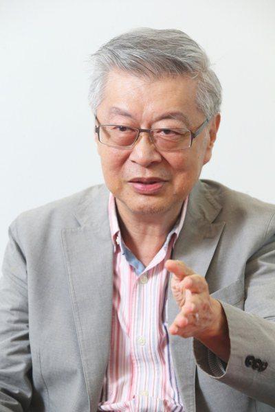 行政院前院長陳冲(本報系資料庫)
