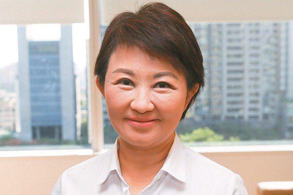 台中市長盧秀燕。(本報系資料庫)