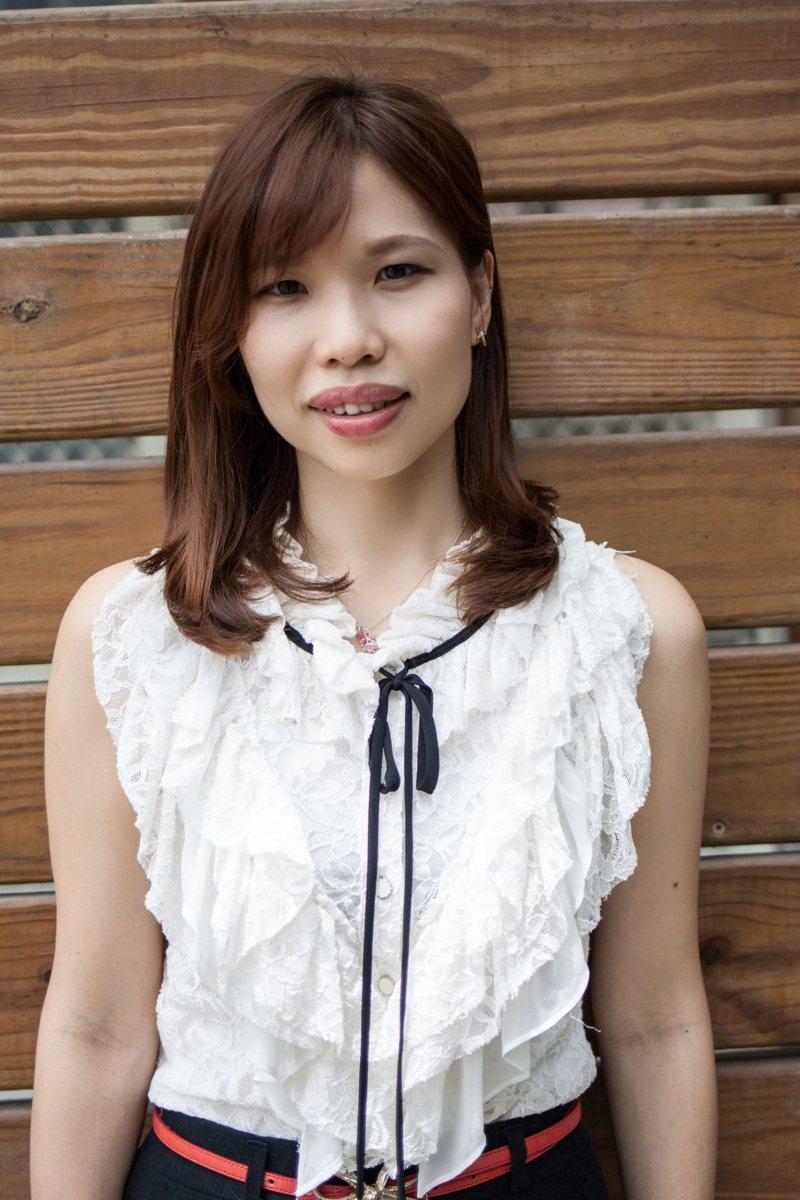 葉雅菁十七年教職都在雲林縣崙背豐榮國小度過。圖/葉雅菁提供