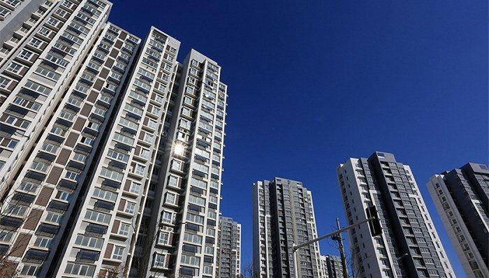 大陸1月各線城市商品住宅銷售價格月漲幅較上月均有所擴大。圖/取自新浪網