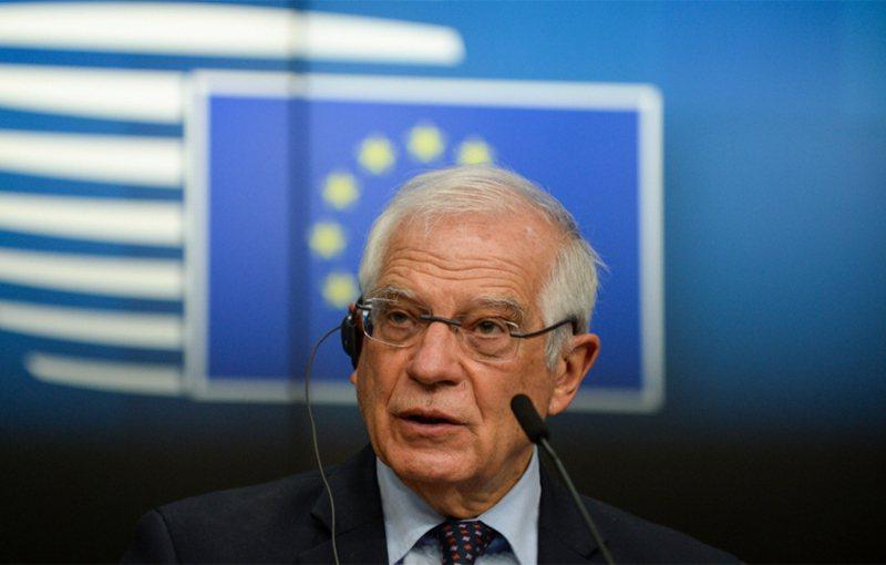 歐盟外交政策高級代表波瑞爾(Josep Borrell)表示,歐盟有很多事情可與拜登政府合作。 美聯社