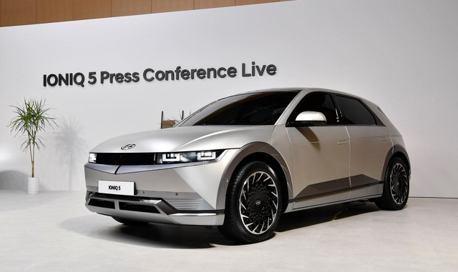 軸距比Palisade長、還可額外供電 全新Hyundai IONIQ 5純電車正式發表!