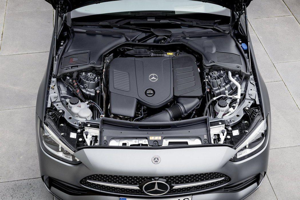 汽油動力單元都是使用M254系列引擎。 圖/Mercedes提供