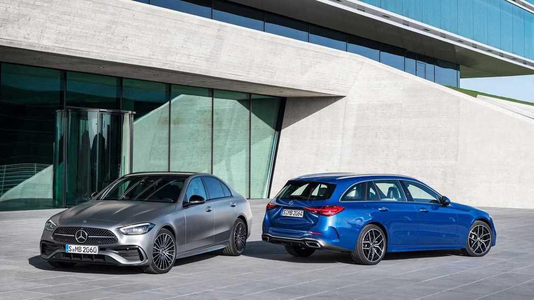 全新W206世代Mercedes-Benz C-Class Sedan/Esta...