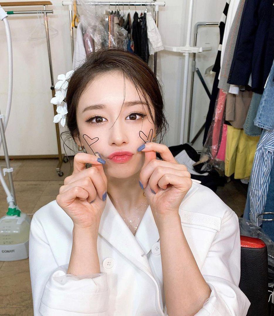 T-ara芝妍。圖/摘自IG