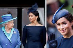 英國皇室與哈利、梅根隔空對峙?英國女王最新演說預定發表日期,竟意外撞期哈利、梅根的歐普拉專訪!