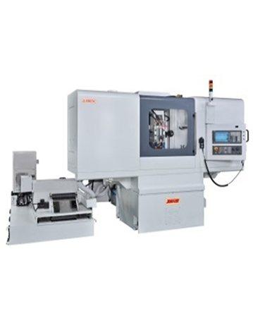 準力機械開發出3080CNC精密級內溝(滑塊)研磨機。 準力機械/提供